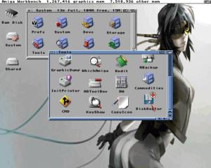Workbench 3.1 z pakietem BetterWB